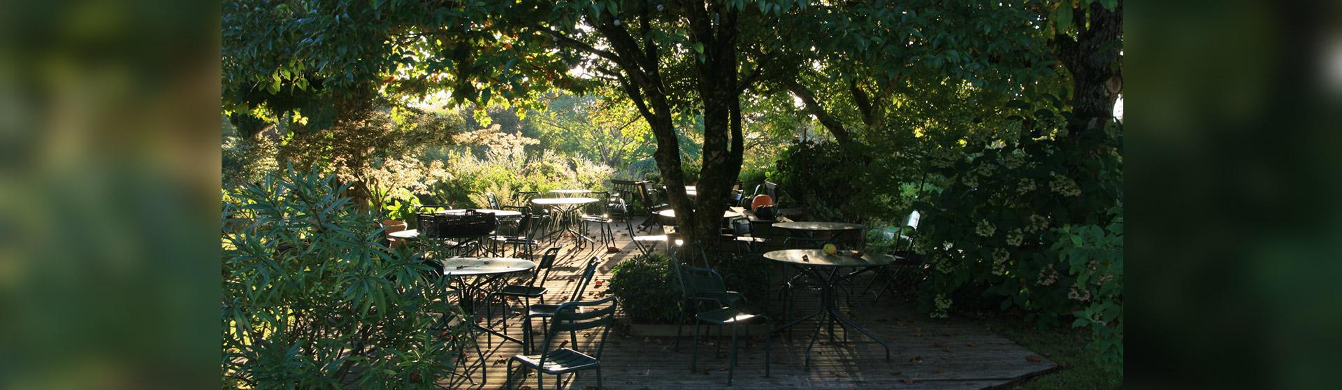 Horaires d 39 ouverture jardins de coursiana - Horaire d ouverture jardin des plantes ...